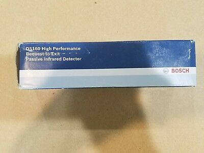 Bosch DS160 High Perfmnce Request to Exit Passive Infrared Detector. Free Shippi
