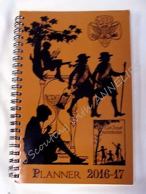Girl Scout BOOK, PLANNER History Nostalgic Info NEW Journal Diary Combine Ship