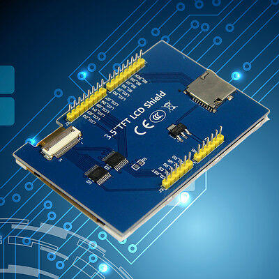 """TFT 3.5"""" LCD Display Touch Screen Module For Arduino UNO R3 Board Plug and Play"""
