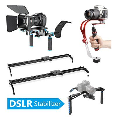 S40 Stabilizer /Camera Track /Shoulder Mount /Handheld Rig System F DSLR DV HM