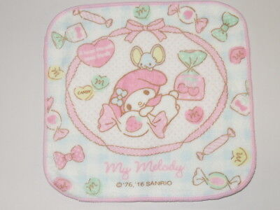 Sanrio My Melody 2016' Hand Towel ~  Candy