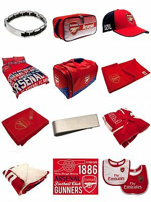 Arsenal F.C. Official Football Christmas Father Birthday Gift Club FC Present