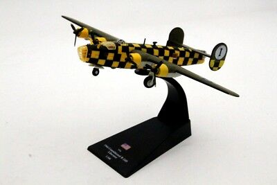 1:144 RV-MODEL 1944 Consolidated B-24D Diecast Toys Hobbies Airplanes Collection