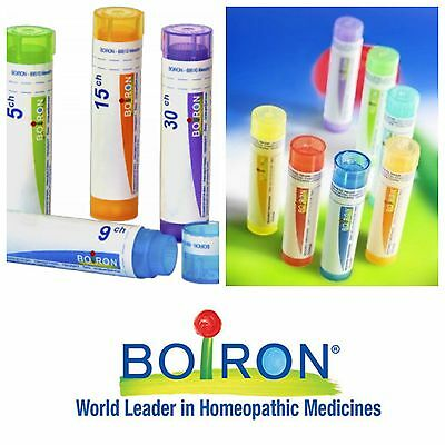 Boiron Homeopathy 30Ch 15Ch 9Ch 5Ch Different Homeopathic Remedies