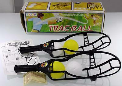 Wham-O Trac-Ball Action Game 1975 Vintage Original Box with Instructions UNUSED