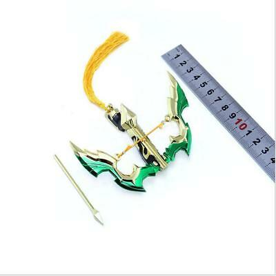 Game kid Collectable Mini Handmade Archery Crossbow Outdoor/Indoor Toy