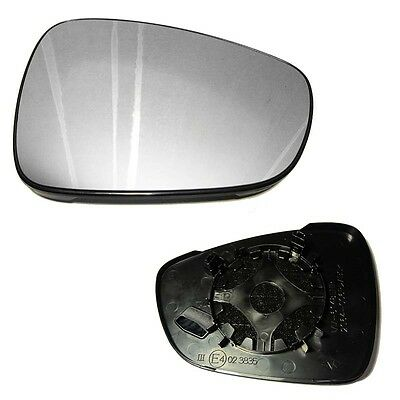 REAR VIEW MIRROR PEUGEOT 508 /& 508 SW 11//2010-UP RIGHT ELECTRIC DEFROSTER PRIMER