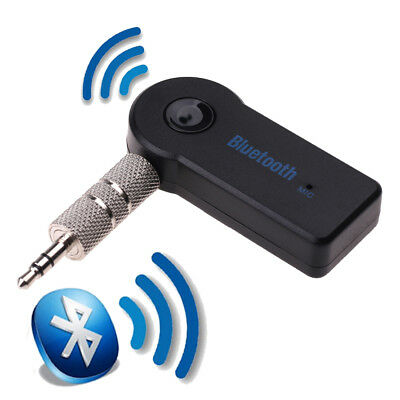 Bluetooth 3.0 Car Kit AUX IN Jack 3.5mm Streaming A2DP Car Auto Audio USB