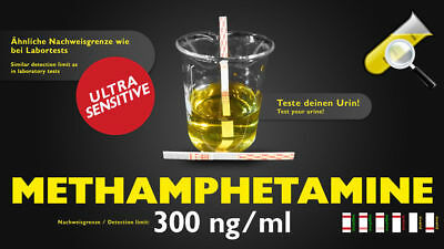 Urintest Methamphetamin sensitiv 300ng/ml Drug Test