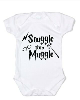 SALE! Harry Potter Baby Romper Kids One-Piece Bodysuit Harry Potter Baby Clothes