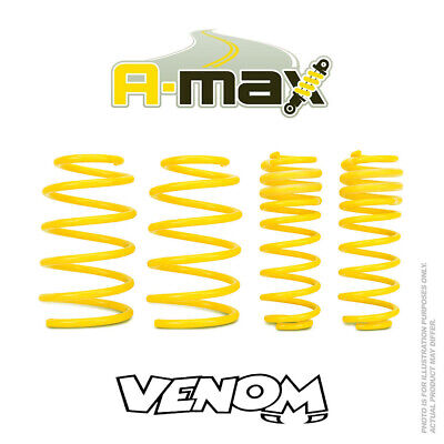 A-Max 35mm Sports Lowering Springs Vauxhall Vectra C 1.6/1.8/1.9CDTi (Z-C) (02-)