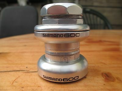 "Shimano 600 Ultegra HP-6500 1"" Threaded Headset w/ sealed bearings - SUPERB!!!"