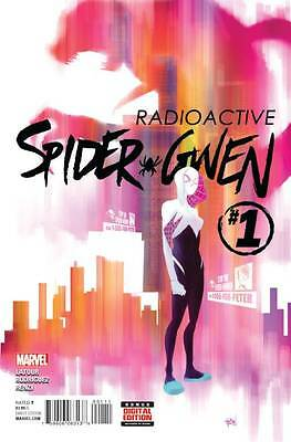 Radioactive Spider-Gwen #1 1st print 2015 - 2016 Ongoing New Marvel Comics NM