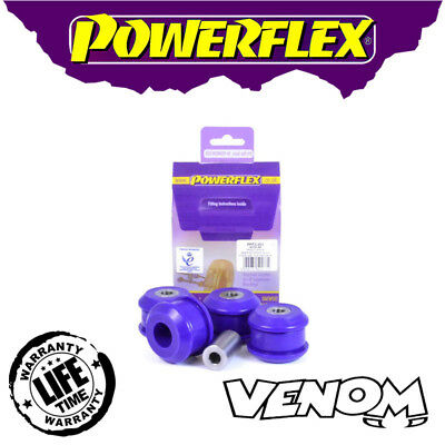 Powerflex Front Upper Arm to Chassis Bushes Audi A4 B7 05-08 PFF3-203