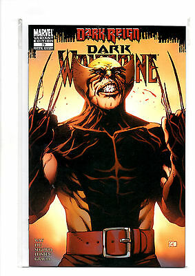 Marvel Comics Dark Wolverine 79 (NM) Variant 2009 (Dark Reign)