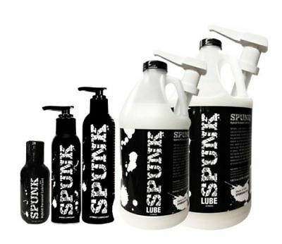 SPUNK Lube Hybrid Water Based Silicone Lubricant, Anal, Vaginal Sex Cum Lube