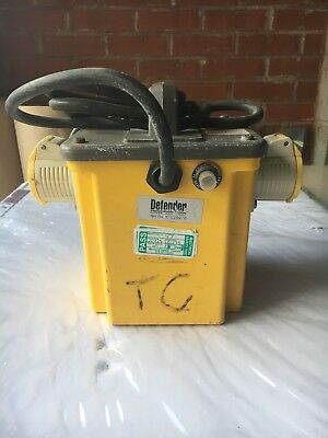 Portable Transformer With 2 Output Sockets