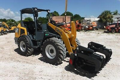 2017 Gehl 650 wheel loader NEW
