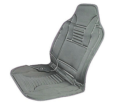 12V Heated Front Seat Cover Car Van Padded Thermal Cushion Universal Fit Ac70