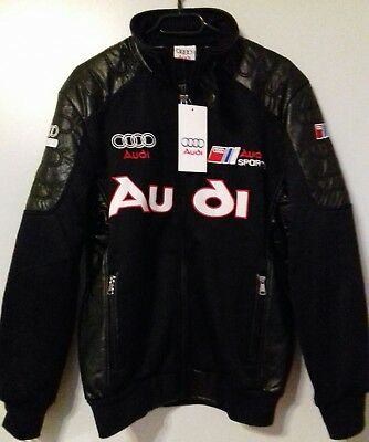 audi motorsport dtm jacke herren gr xl selten getragen wie. Black Bedroom Furniture Sets. Home Design Ideas