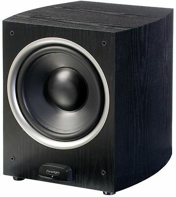 "Paradigm PDR-100 Subwoofer (RRP £499!) 10"" / 360W / Active *World Leading Brand*"