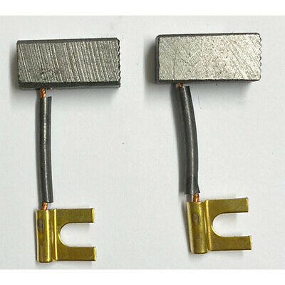 CARBON BRUSHES TO FIT FEIN Sander MSH 648 MSH 648-1Saw Astx 649 Astxe 649 D76