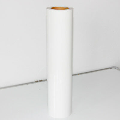 "Wide12"" White Heat Transfer Cutting Vinyl Film & Wholesale PU Heat Transfer"