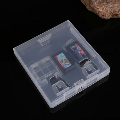 Replacement Retail Carrying Storage Games Case Box For Nintendo 3DS GBA Plastic