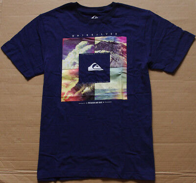 Quiksilver Boys Tee T-Shirt Top Size 16 New without Tags