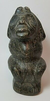 Precolumbian Serpentine Taino Figure