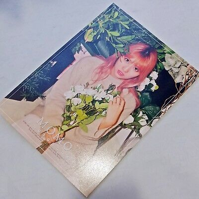Twice Momo Photobook Album Magazine Jeju Island Photo book K-pop Nature Card DVD