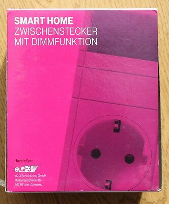 homematic telekom zwischenstecker funk dimmaktor hm lc dim1t pi 3 neu eur 25 50 picclick de. Black Bedroom Furniture Sets. Home Design Ideas