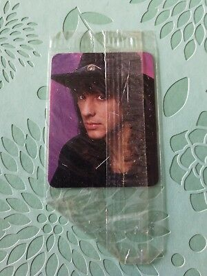 Vintage Hostess The Ultimate Backstage Pass Bon Jovi Collector Piece Card New