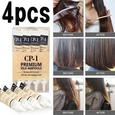 Esthetic house CP-1 Protein Silk ampoule 80ml for Damaged Hair Do not wash off