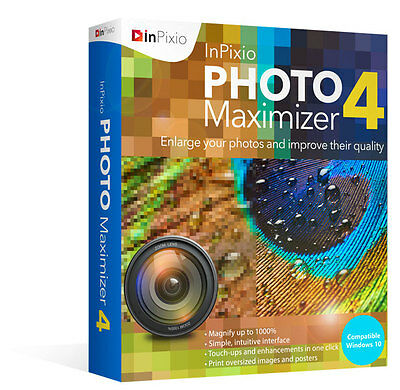 InPixio bundle InPixio Photo Clip 7 Professional +.Maximizer 4 + focus