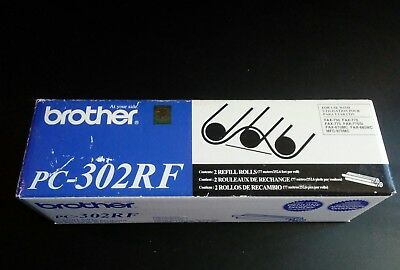 Brother PC-302RF Refill Single Roll