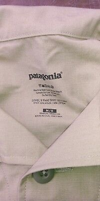 Patagonia combat shirt level 9 temperate Medium Reg Ranger, DELTA,CAG,SEAL,SF