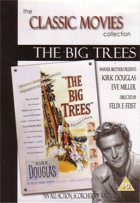 The Classic Movies Collection, The Big Trees, Kirk Douglas New Dvd Movie Film