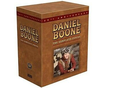 Daniel Boone: The Complete Series closeout