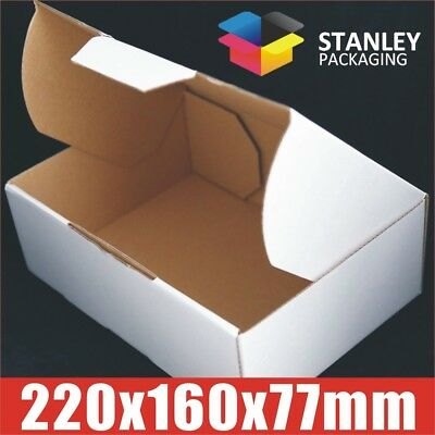 Mailing Box Diecut 220x160x77mm A5 BX1 B1 Shipping Cardboard Carton boxes
