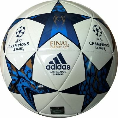 4c0453bf0 Adidas Original Champions League Match Ball Capitano Replica Soccer Size 5