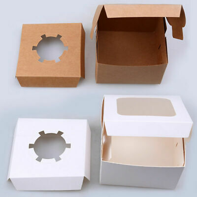 1/12 Holes Paper Muffin Cupcake Box Bakery Packing Case Wedding Party Container