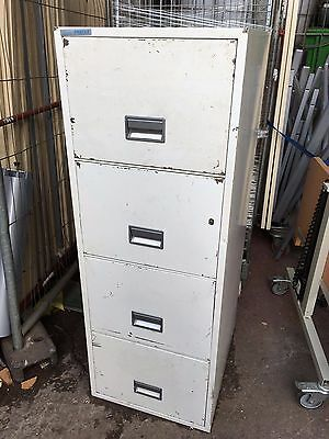 Guardian Firefile 4 Drawer Fire Safe Filing Cabinet