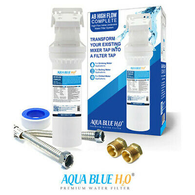 Hi Flow Water Filter Replacement Cartridge 1 Micron Genuine product