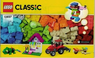 LEGO Instruction Manual ONLY - Classic Set #10697 - NEW!