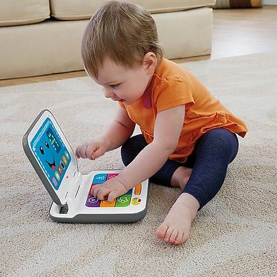 Fisher-Price Laugh & Learn Smart Stages Laptop Toy for Baby
