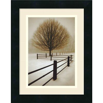 Framed Art Print, 'Solitude' by David Lorenz Winston: Outer Size 12 x 15""