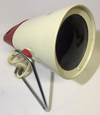 Philips Infraphil IR Heat Lamp Relief Of Pain - Made in Australia - Infra Red