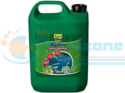 Tetra Pond AlgoFree is a product that effectively combats green water 3L