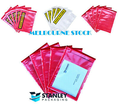 Invoice Enclosed Document Envelope Sticker Pouch 115x150mm 115x165mm 150x230mm